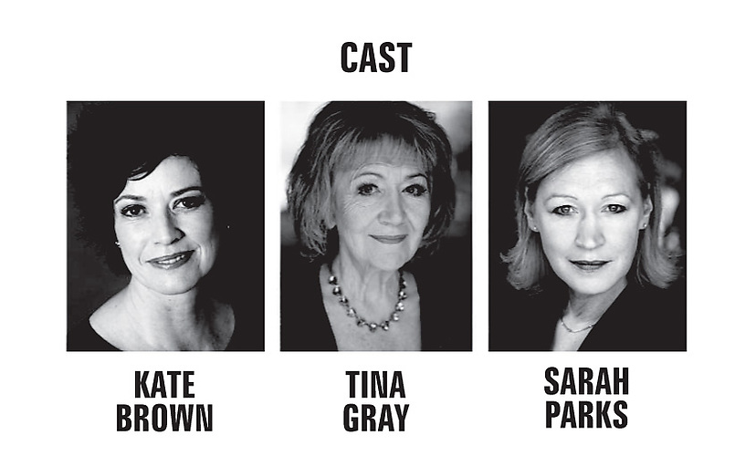 Murder, Margaret and Me cast