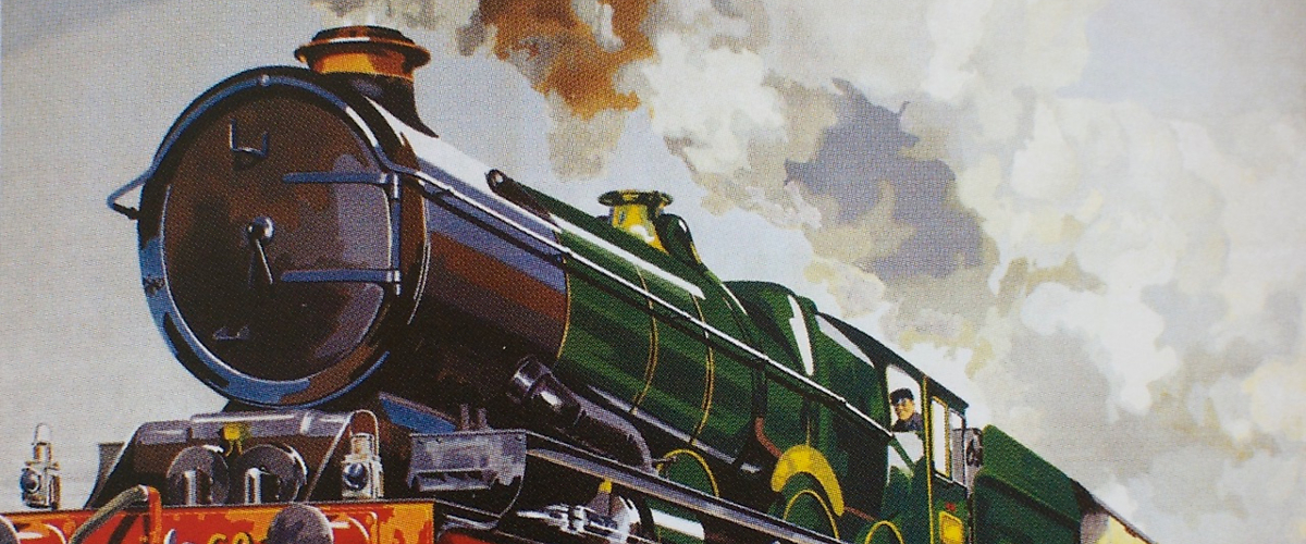 Flying Scotsman and the Golden Age of Steam