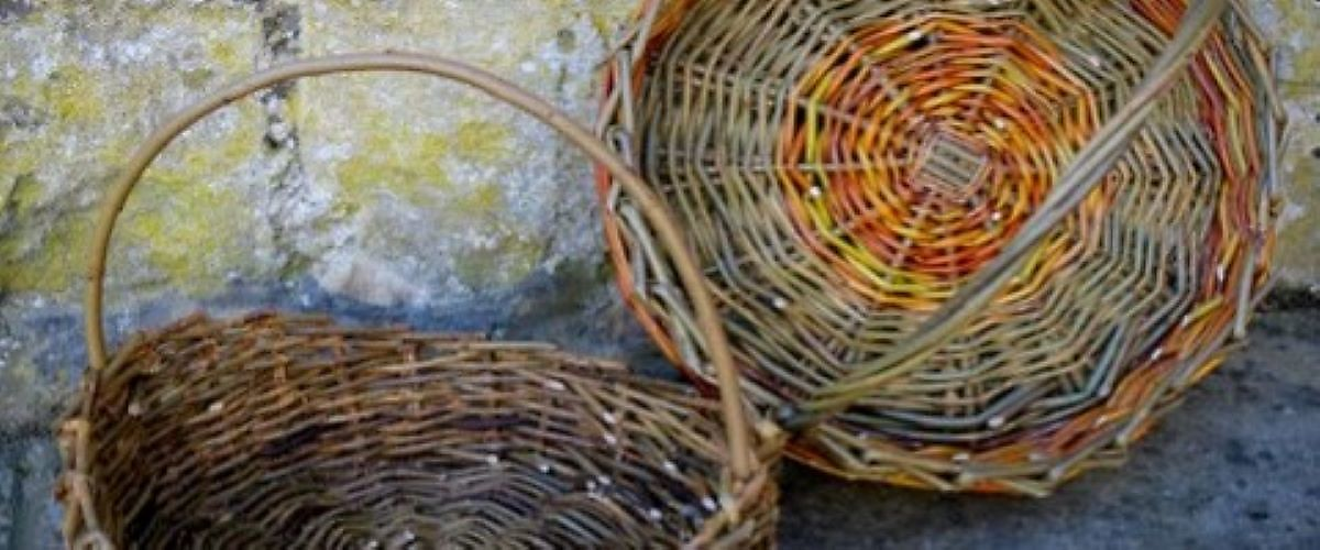Basket Making Louise Brown