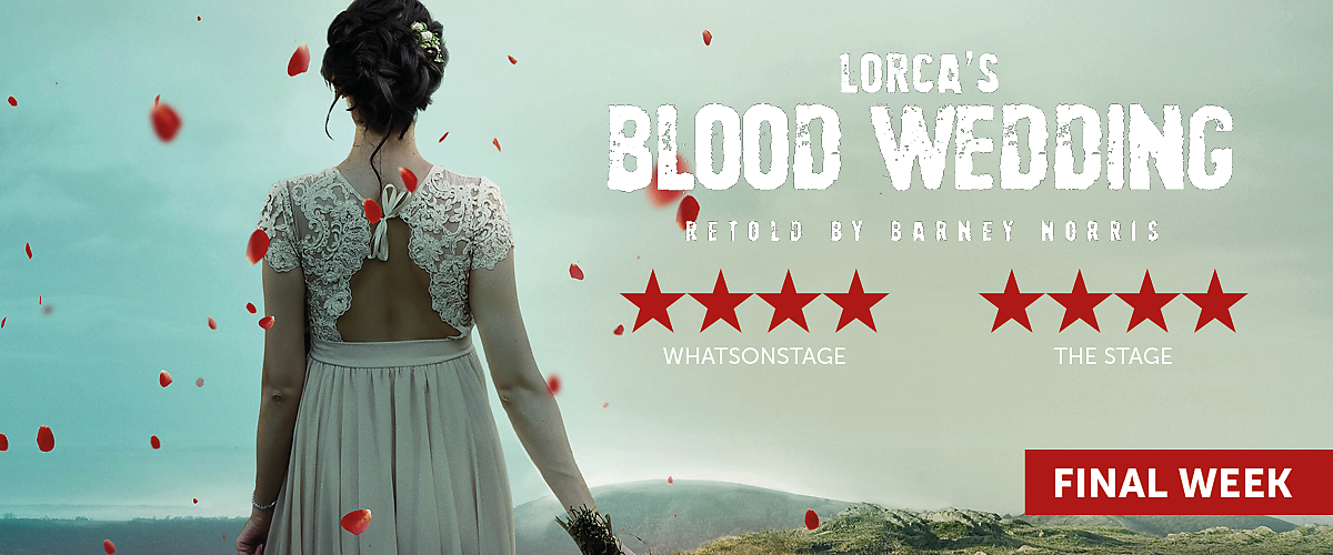 Blood Wedding final week web image
