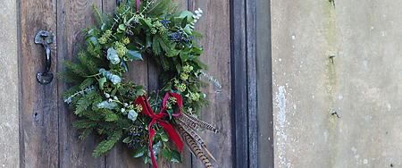 Wreath Making with Pod and Pip