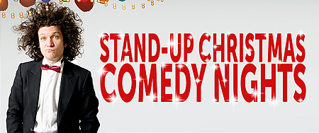 Christmas comedy nights