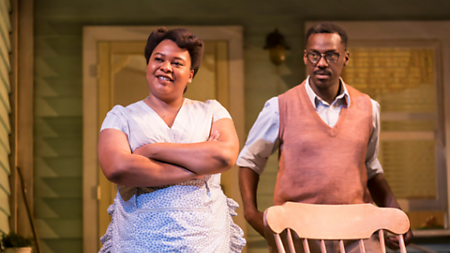 All My Sons - NT Live 2019 - Photography by Manuel Harlan