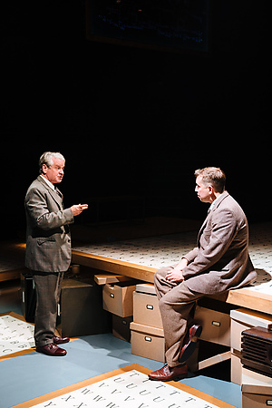 Julian Firth and Edward Bennett in Breaking the Code. Credit Helen Murray.jpg