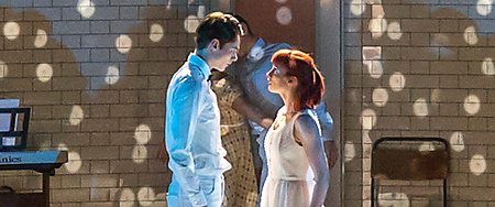 Matthew Bourne's Romeo and Juliet web image