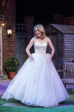 Elisabeth Hopper in Worst Wedding Ever 2017(Credit - The Other Richard)