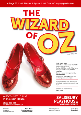 The Wizard of Oz original drama