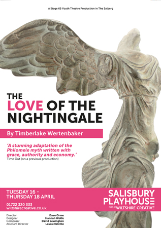 The Love of the Nightingale original drama