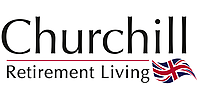 Churchill film logo sponsor